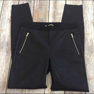 BB Dakota Pants - NWT BB Dakota Black faux leather pants